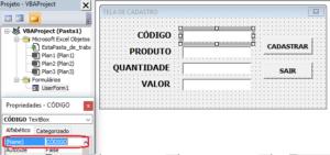 Formatando TextBox