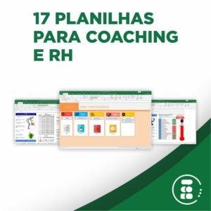 Pacote de Planilhas para Coaching e RH