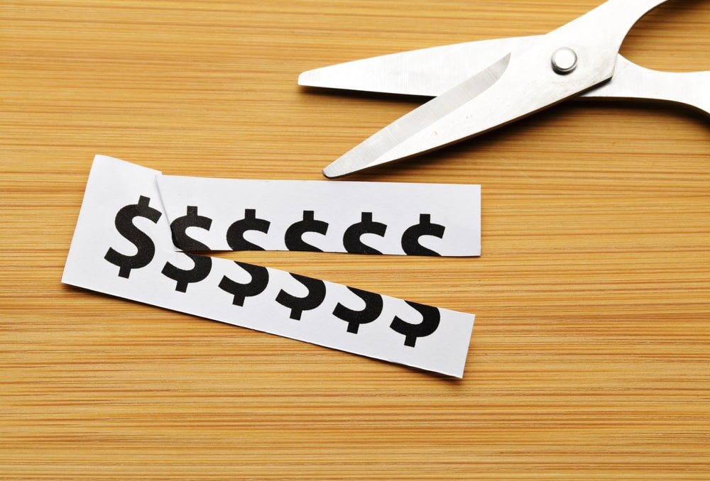 Cortar custos da empresa