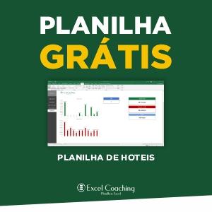 Planilha Controle de Hotéis Grátis