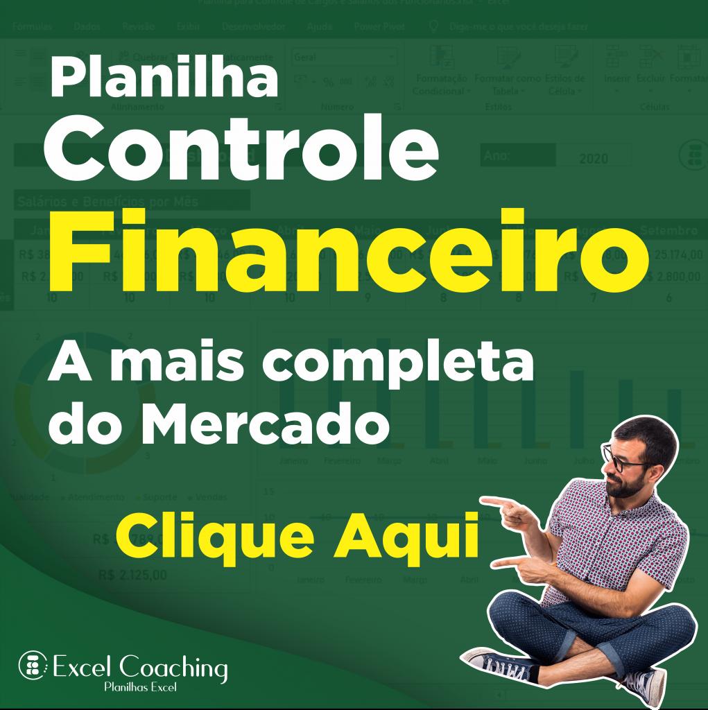 Planilha controle financiero