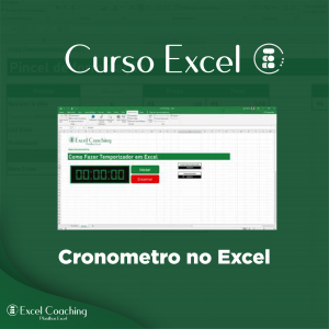 Como Criar Cronometro no Excel com VBA